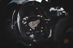 Ferrari, dettaglio del volante