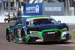 #19 TruSpeed AutoSport Audi R8 LMS GT3: Parker Chase