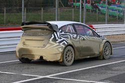 Автомобиль Ford Fiesta команды Olsberg MSE