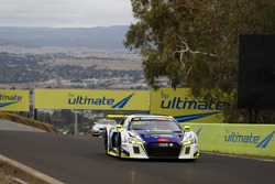 #82 International Motorsport Audi R8 LMS: Andrew Bagnall, Matthew Halliday, Johnny Reid