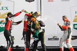 #5 Action Express Racing Cadillac DPi, P: Joao Barbosa, Christian Fittipaldi, Filipe Albuquerque, po