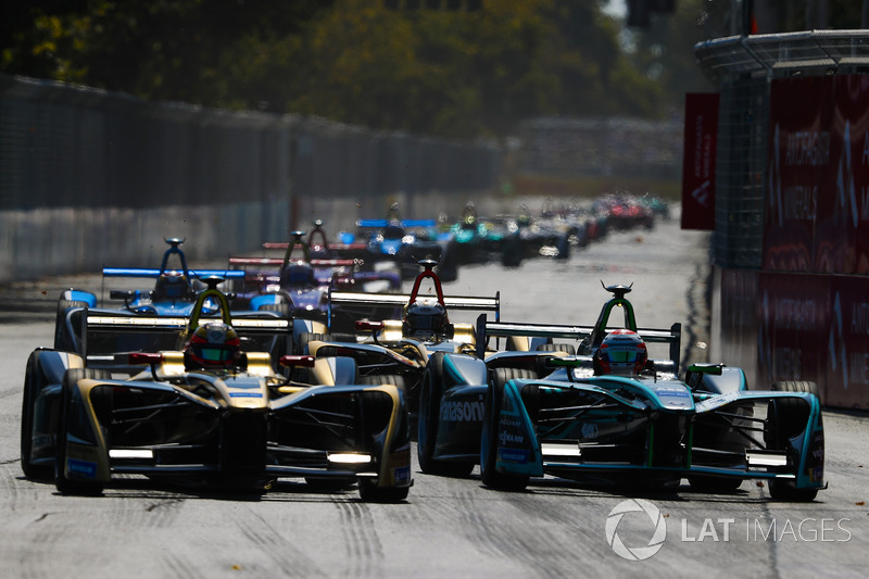 Santiago Formula E race changes location, layout
