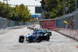 Nicolas Prost, Renault e.Dams Oliver Turvey, NIO Formula E Team