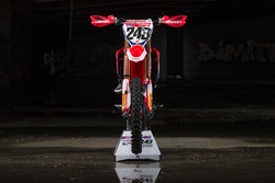 La moto de Tim Gajser, Team HRC