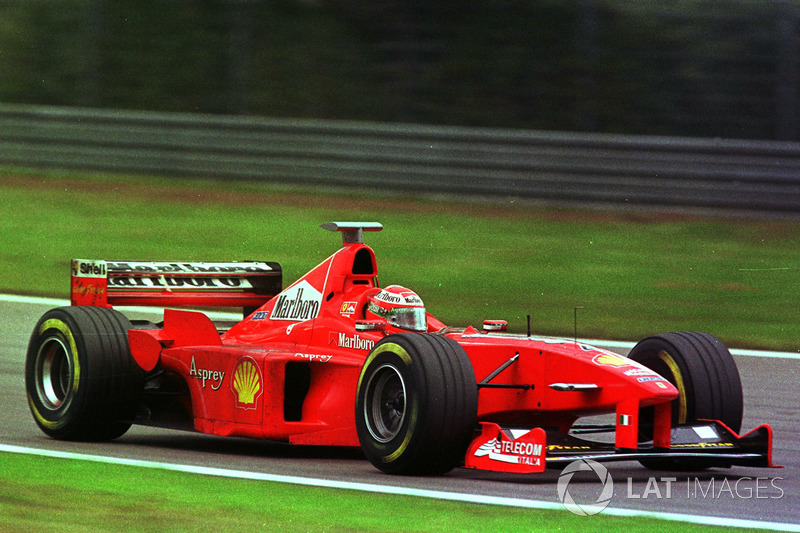 Eddie Irvine: 16 üçüncülük