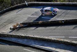 Себастьен Ожье и Жюльен Инграссиа, Ford Fiesta WRC, M-Sport Ford