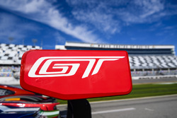 Detalle del Chip Ganassi Racing Ford GT