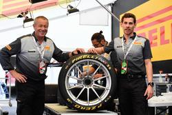 Mecánica de Pirelli