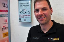 Ismaël Vuistiner peut encore rempoter le titre dans le Trophée Clio R3T Alps