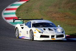 #111 Wilde World of Cars Ferrari 488: Peter Ludwig