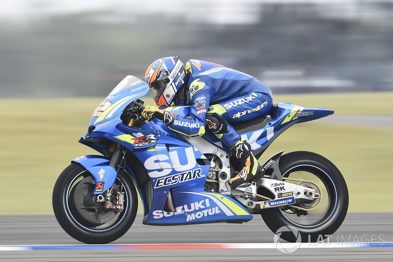 Alex Rins - 1 podio