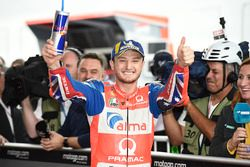 Polesitter Jack Miller, Pramac Racing