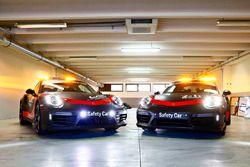 Porsche 911 Turbo, Safety Car voor FIA WEC en 24 uur van Le Mans