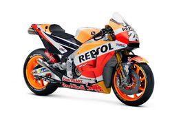 Bike of Dani Pedrosa, Repsol Honda Team