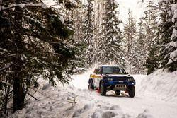 Тапио Лауронен и Тони Тапио Лауронен, RE AUTOKLUBS, Mitsubishi Pajero (№21)