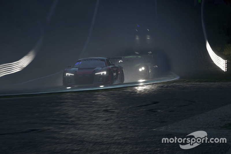 Screenshot Assetto Corsa Competizione, game resmi Blancpain GT Series