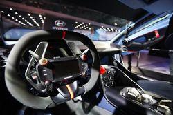 Hyundai RN30 concept cockpit detail
