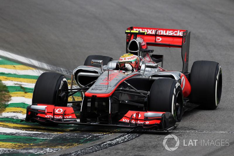 McLaren-Mercedes MP4-27: 7 victorias