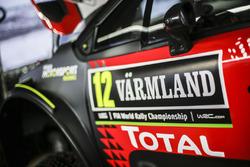 Citroën World Rally Team detalle