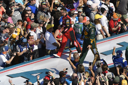 Остин Диллон, Richard Childress Racing Chevrolet Camaro и Райан Ньюман, Richard Childress Racing Che