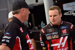 Cole Custer, Stewart-Haas Racing with Biagi-Denbeste Racing Ford Mustang