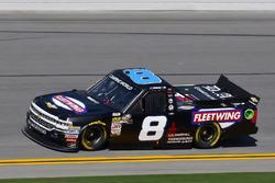 John Hunter Nemechek, NEMCO Motorsports, Fleetwing Corporation Chevrolet Silverado