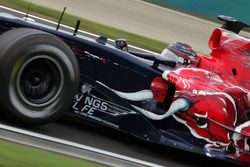 Scott Speed, Scuderia Toro Rosso STR01