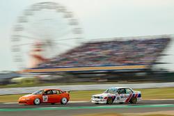 Classic BMW touring car