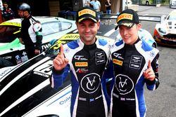 Pole position #75 Optimum Motorsport Aston Martin V12 Vantage GT3: Flick Haigh, Jonny Adam