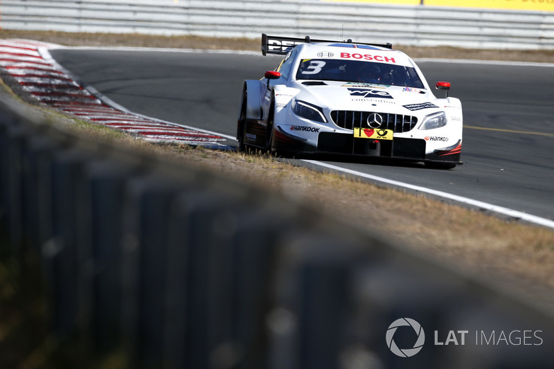 02. Paul Di Resta, Mercedes-AMG Team HWA, Mercedes-AMG C63 DTM