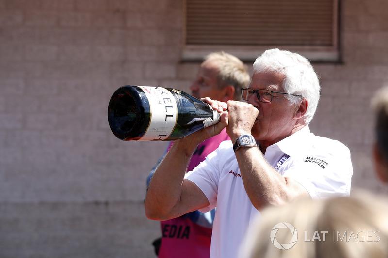 Arno Zensen, Team manager, Audi Sport Team Rosberg
