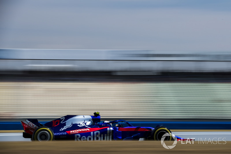 20. Pierre Gasly, Toro Rosso STR13