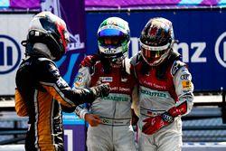 Jean-Eric Vergne, Techeetah, Lucas di Grassi, Audi Sport ABT Schaeffler, Daniel Abt, Audi Sport ABT Schaeffler