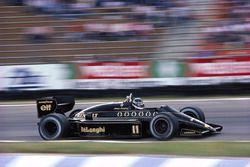Джонни Дамфриз, Lotus 98T Renault