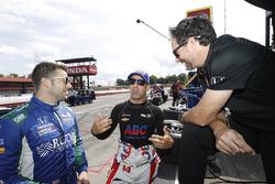 Marco Andretti, Herta - Andretti Autosport Honda, Tony Kanaan, A.J. Foyt Enterprises Chevrolet, Bryan Herta
