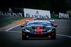 #67 GDL Racing Lamborghini Super Trofeo: Andrew Haryanto, Andres Josephsohn, Beniamino Caccia, Sarah Bovy