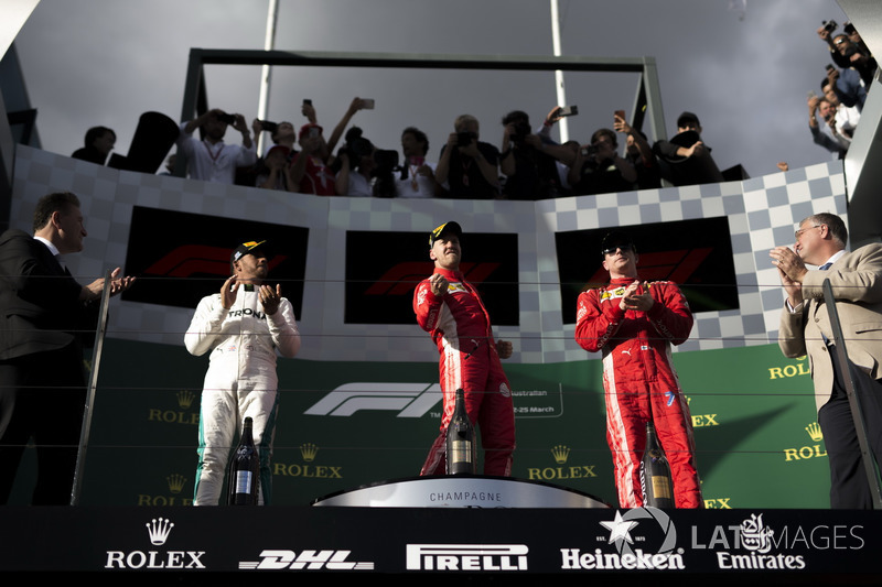 Ausztrál GP 2018