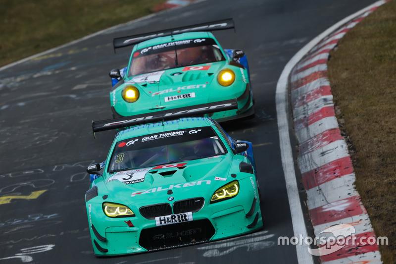 #33 Falken Motorsport (BMW M6 GT3)