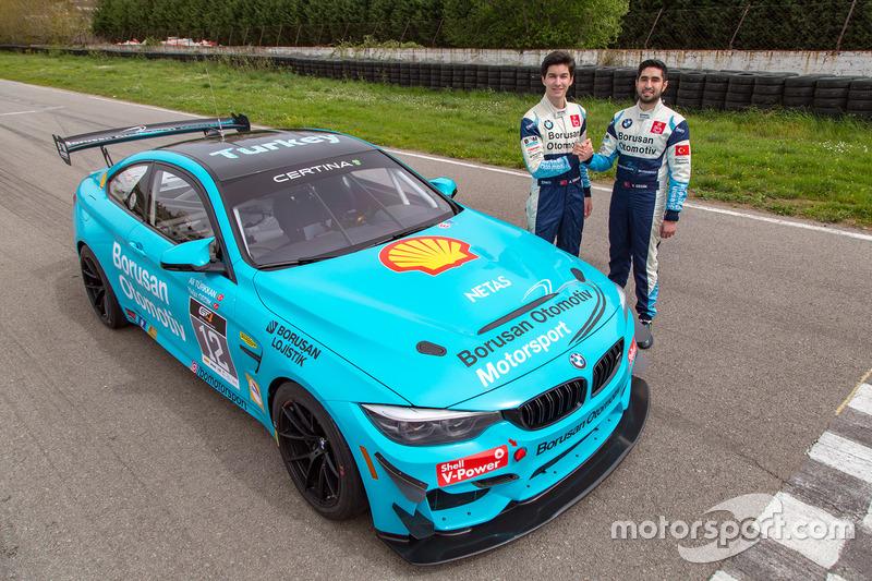 Ali Türkkan, Yağız Gedik, BMW M4 GT4, Borusan Otomotiv Motorsport