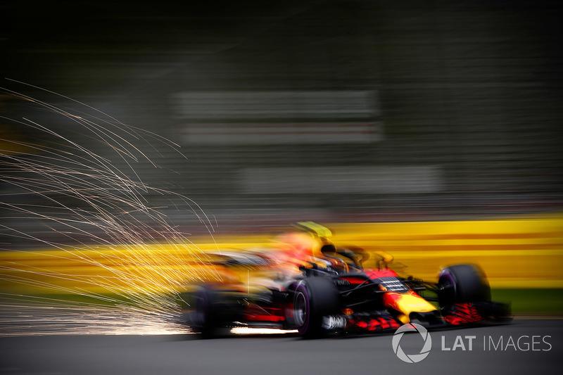 Макс Ферстаппен, Red Bull Racing RB14 Tag Heuer