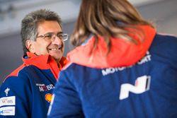 Michel Nandan, hoofd van Hyundai Motorsport
