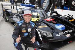 Обладатель поула Ренгер ван дер Занде, Wayne Taylor Racing, Cadillac DPi-V.R (№10)