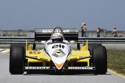 Alain Prost, Renault RE30C