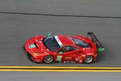 #82 Risi Competizione Ferrari 488 GT3: Ricardo Perez de Lara, Martin Fuentes, Santiago Creel, Miguel