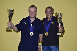 FARA MP1B Enduro Champions Juan Fayen and Anselmo Gonzalez