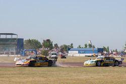 Facundo Ardusso, Renault Sport Torino, Omar Martinez, Martinez Competicion Ford