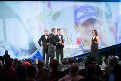 Robert Kubica ve yılın ralli pilotu Sébastien Ogier