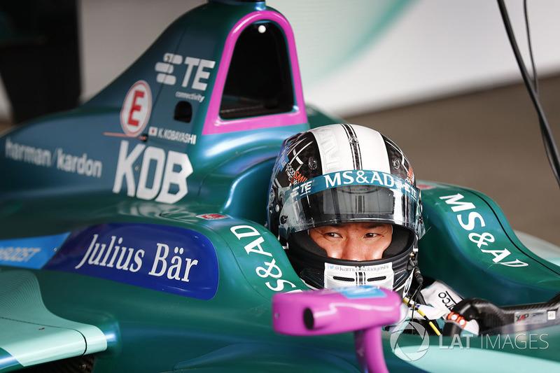 Agag veut un Japonais en Formule E