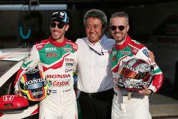 Esteban Guerrieri, Honda Racing Team JAS, Honda Civic WTCC, Tiago Monteiro, Honda Racing Team JAS, H
