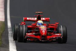 Фелипе Масса, Ferrari F2007